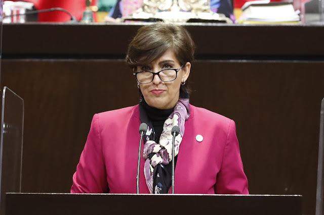 Con la desaparición del INAI, el Ejecutivo se apoderaría de todos los datos personales: Mónica Almeida