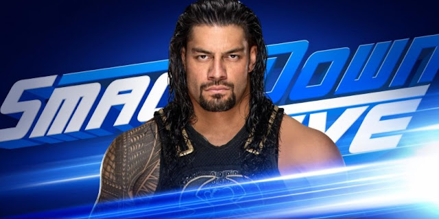 Big Match With WWE Draft Implications To Open Friday's SmackDown