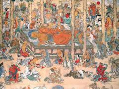 仏涅槃図(東福寺)