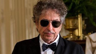 Bob Dylan, durante una visita a la Casa Blanca (2012)