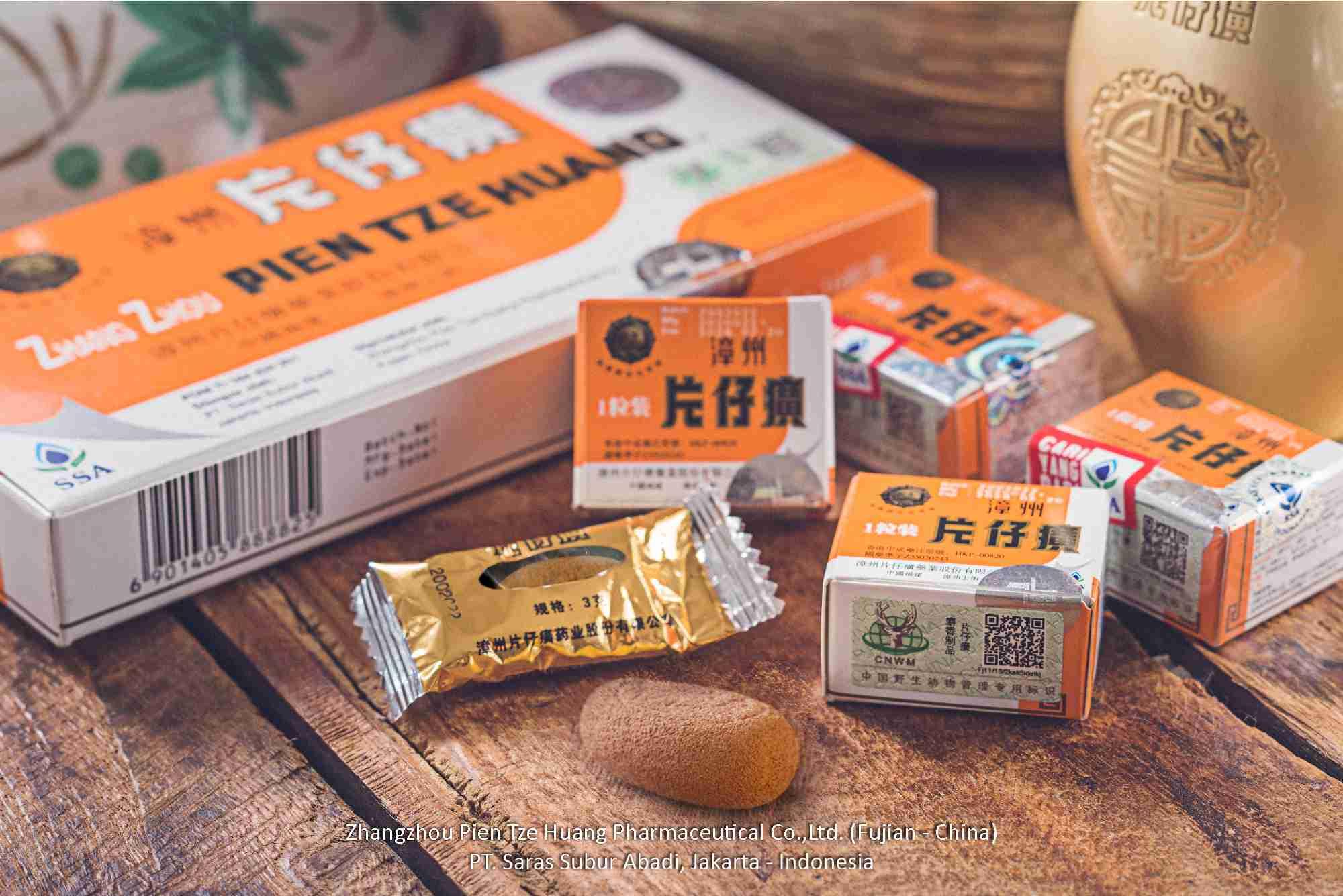 obat liver Pien Tze Huang