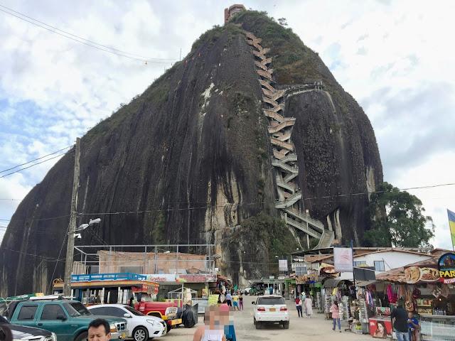 The Stone of El Peñol