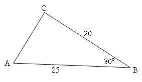 Menentukan Luas Segitiga Dengan Menggunakan Unsur Trigonometri Madematika