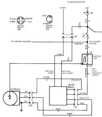Troubled Child: GM TBI Ignition Wiring