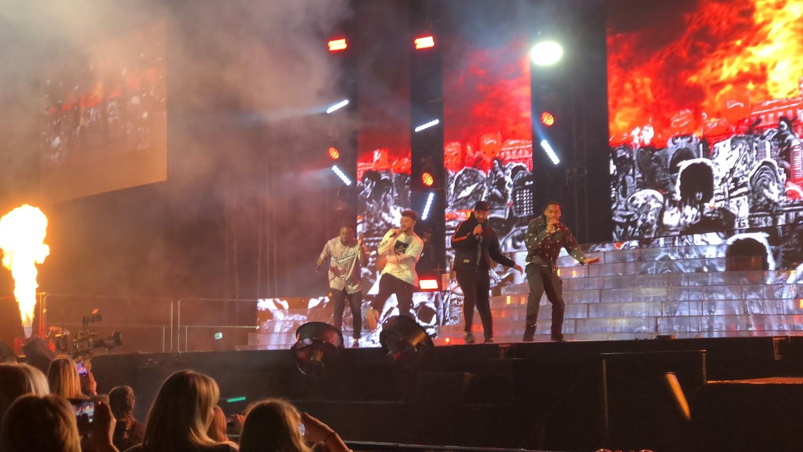 Rak-su, X factor, Concert, Live