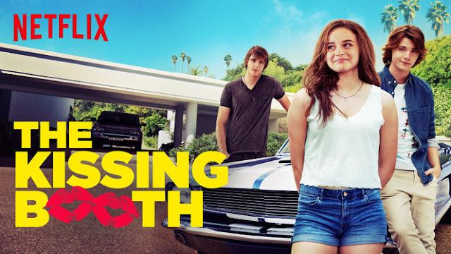 Resenha do filme da Netflix The Kissing Booth. Um romance adolescente baseado num livro da autora Beeth Reekles