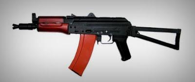 AK-74 SU, varian pendek dari AK-74