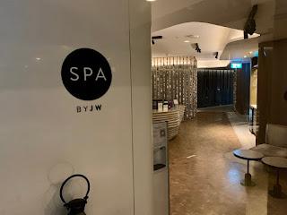 Spa by JW, JW Marriott Singapore Beach Road, 2021