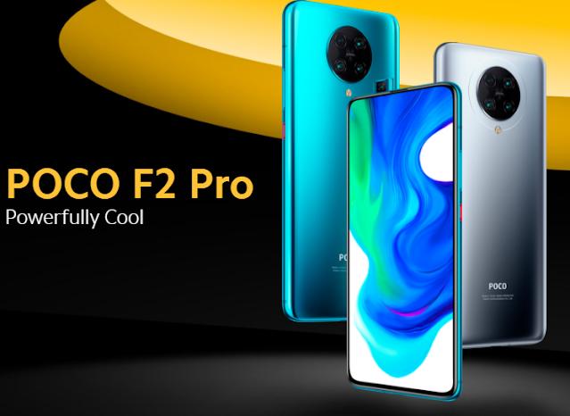 Poco F2 Pro Specification