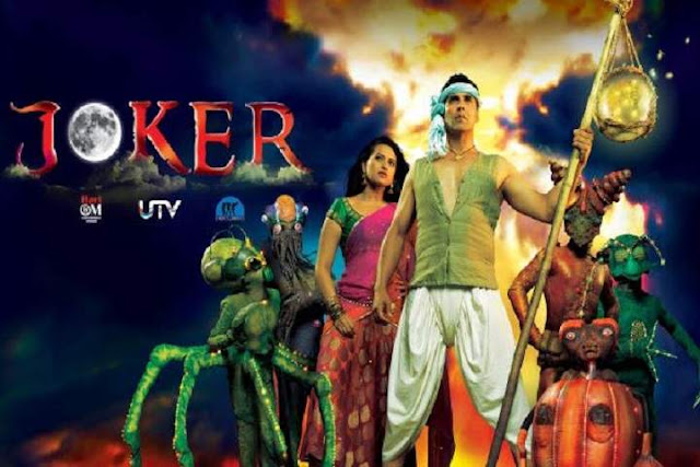 Joker-Akshay and Sonakshi