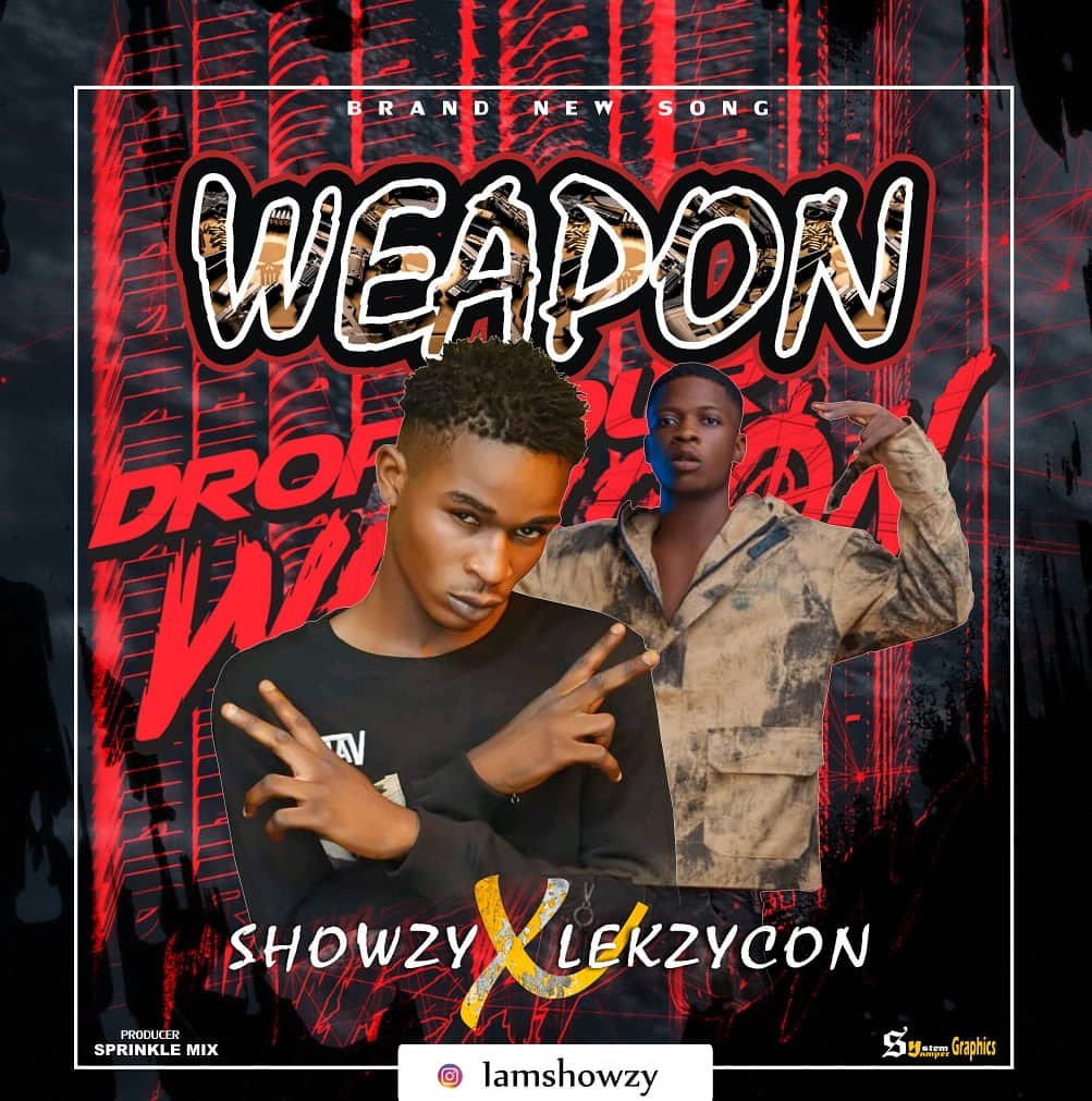 SHOWZY X LEZYCON - WEAPON