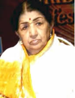 10 lines about Lata Mangeshkar in Hindi