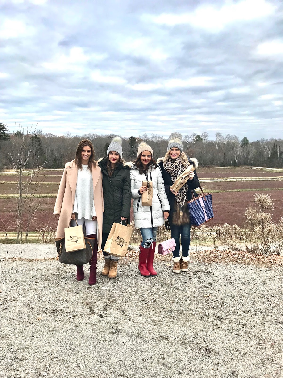 Bijuleni - Girls Weekend In JW Marriott The Rosseau Muskoka - Johnstons Cranberry Marsh Wine Tour