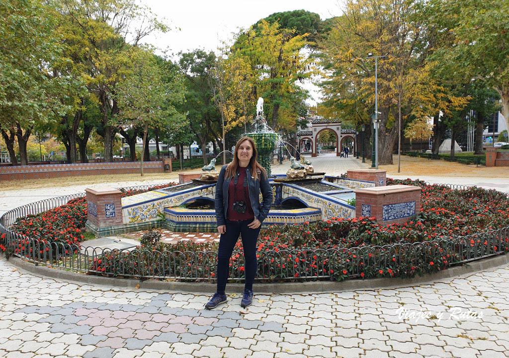 Jardines del Prado de Talavera