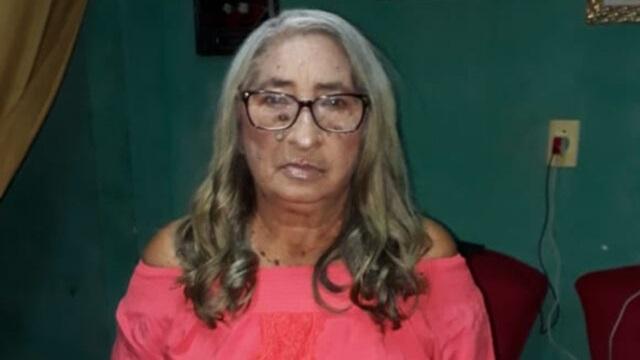 Família informa o falecimento de Marina Ana do Nascimento da Silva