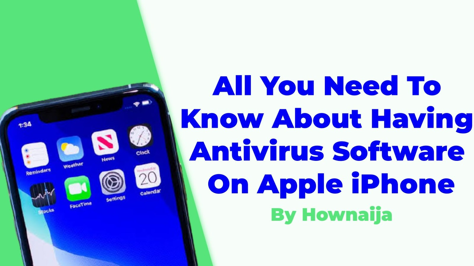 All You Need To Know About Having Antivirus Software On Apple iPhone
