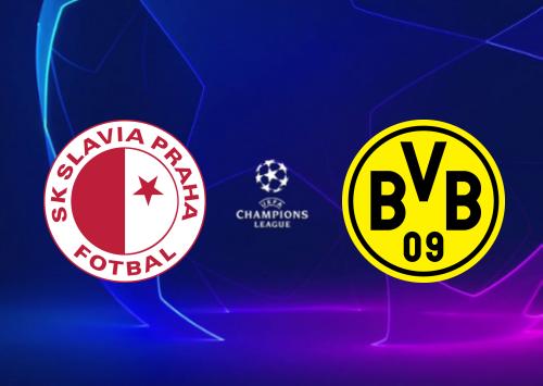 Slavia Praha vs Borussia Dortmund -Highlights 2 October 2019