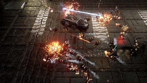 Người chơi mở đầu mỗi round chiến ở mức cấp độ 0
