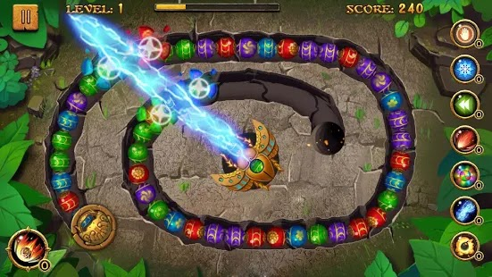Jungle Marble Blast Apk Mod Free on Android Game Download