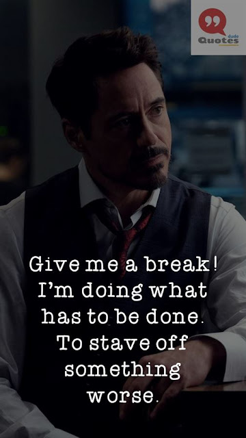 iron man quotes avengers