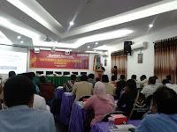 Forum Dekan Fakultas Hukum PT Muhammadiyah Gelar Seminar Nasional