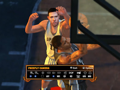 NBA 2K13 Aron Baynes Cyberface Patch