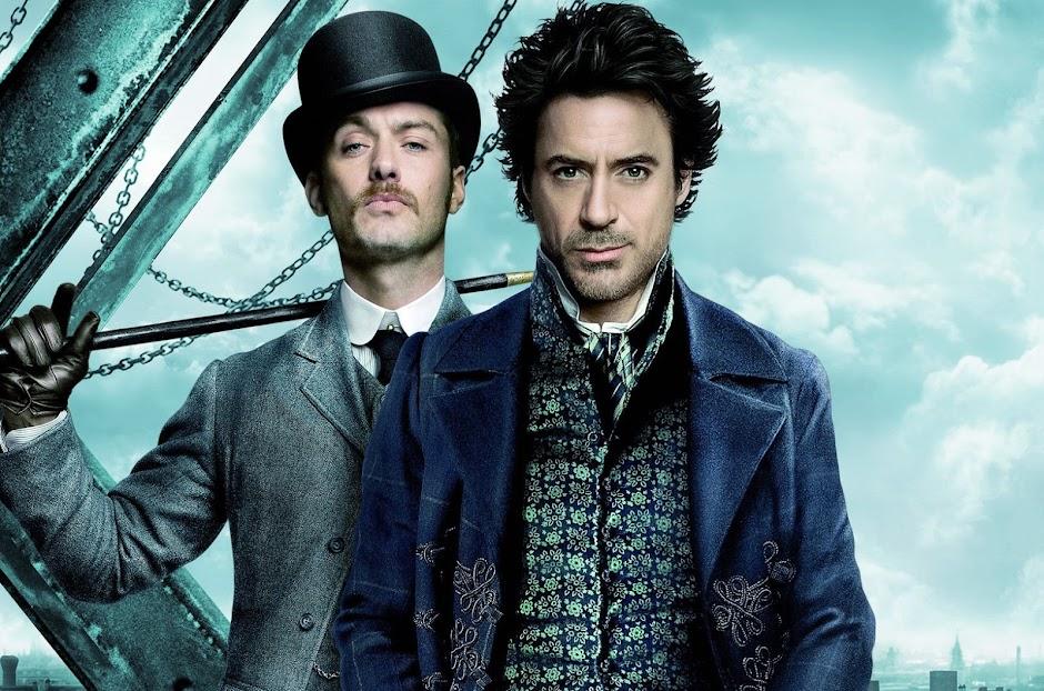 Sherlock Holmes 3 ainda está acontecendo, de acordo com Robert Downey Jr.