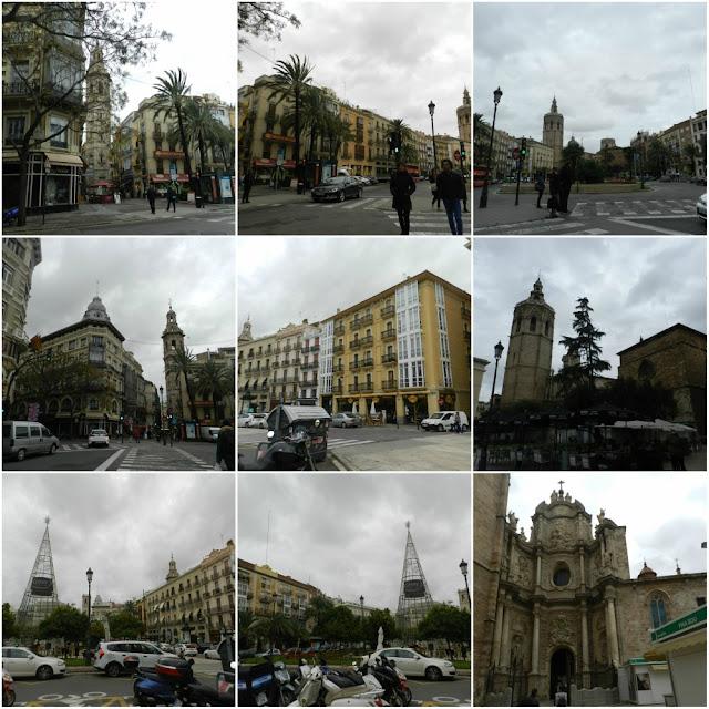 Valência (Espanha) em 5 praças! Plaza de la Reina