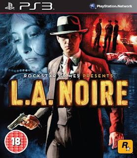 L.A. NOIRE PS3 TORRENT