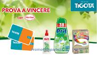 Logo Prova a vincere con Henkel - Agosto 2020 : 1300 Gift Card Tigotà da 25€