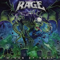 "Το album των Rage ""Wings of Rage"""
