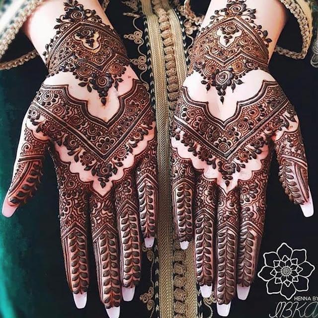 latest arabic mehndi designs hd
