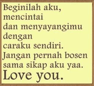 gambar kata cinta