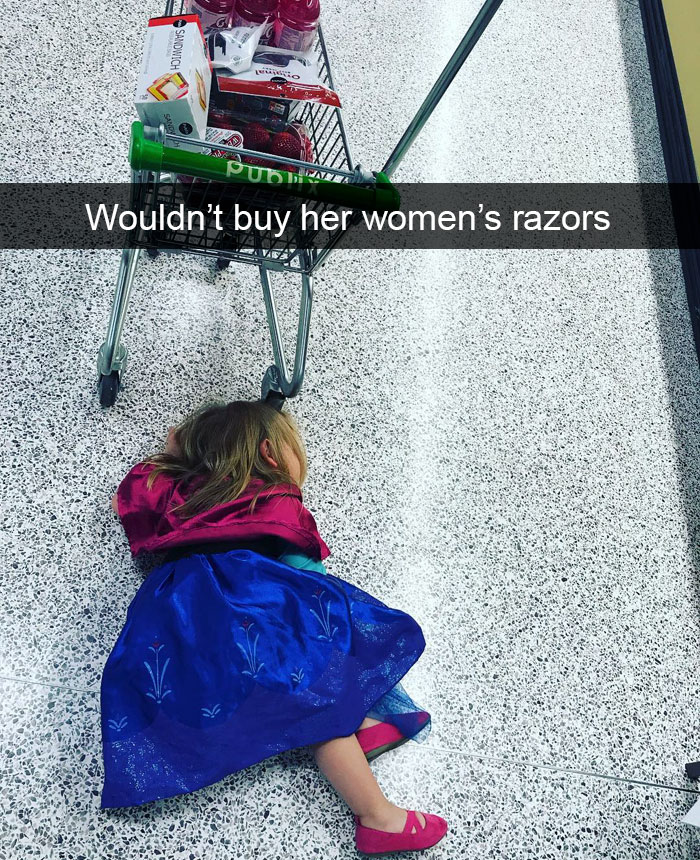 28 Parents Share The Hilariously Adorable Reasons Their Kids Are Crying
