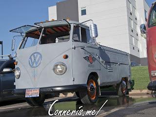 Volkswagen Bus Truck