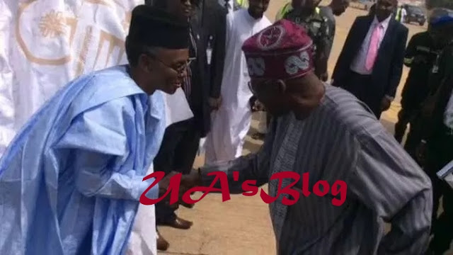 """I Was Approached To Join In Destroying Tinubu"" — Says El-Rufai"