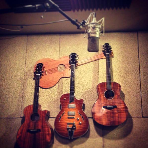 Wall-Axe Custom Guitar Hangers