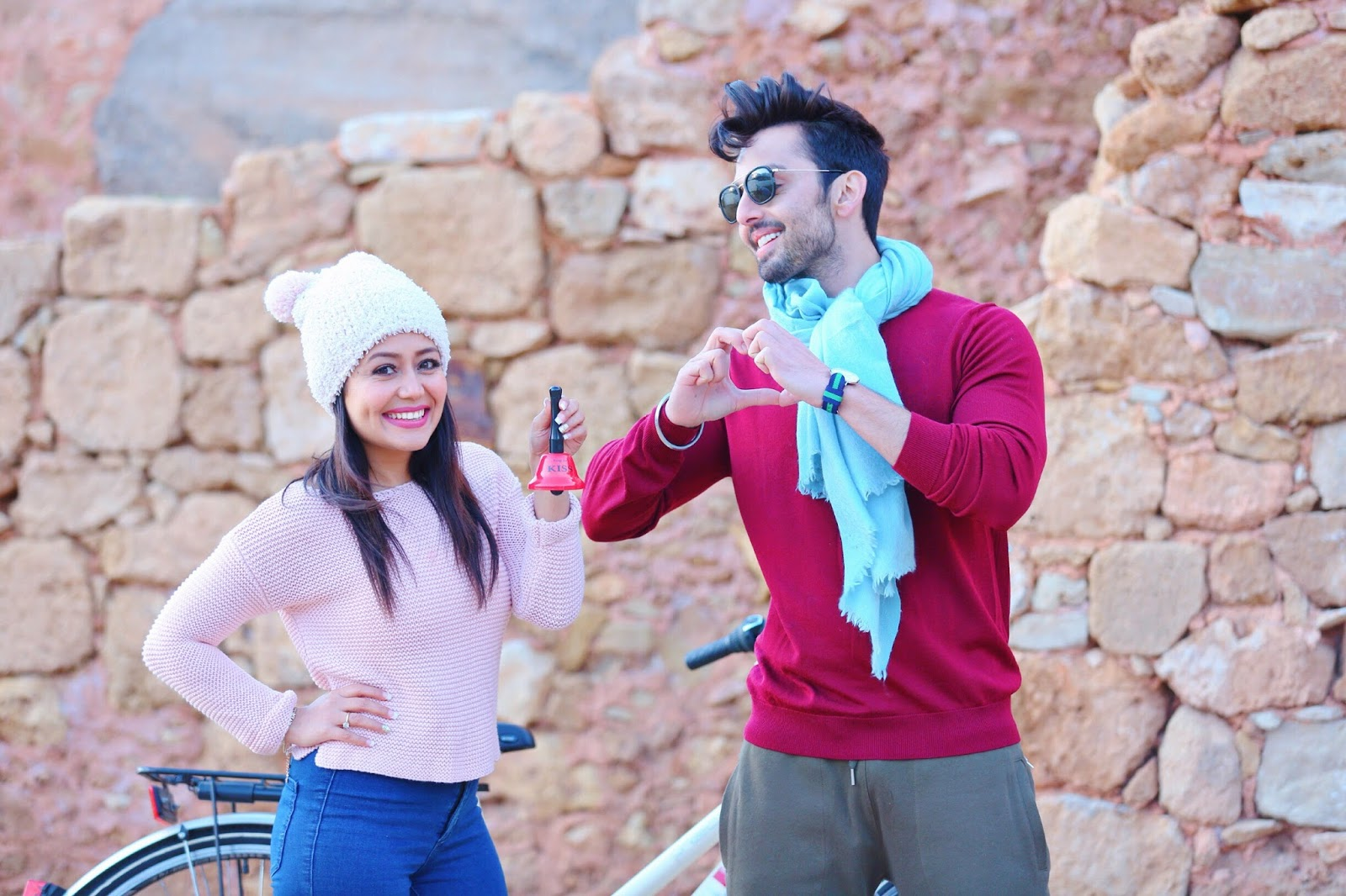 T Series Unveils The Romantic Song Of The Year Oh Humsafar Featuring Neha Kakkar And Himansh Kohli स क ष त क र