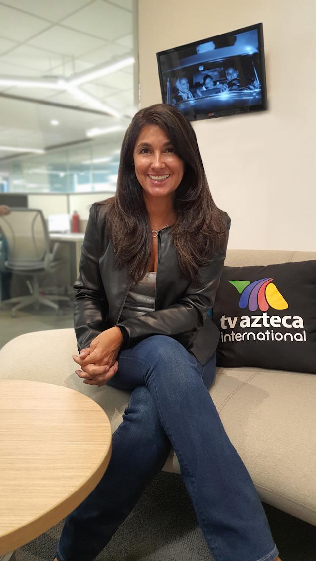 TV Azteca internacional transmitirá cine y novelas en Facebook Watch.