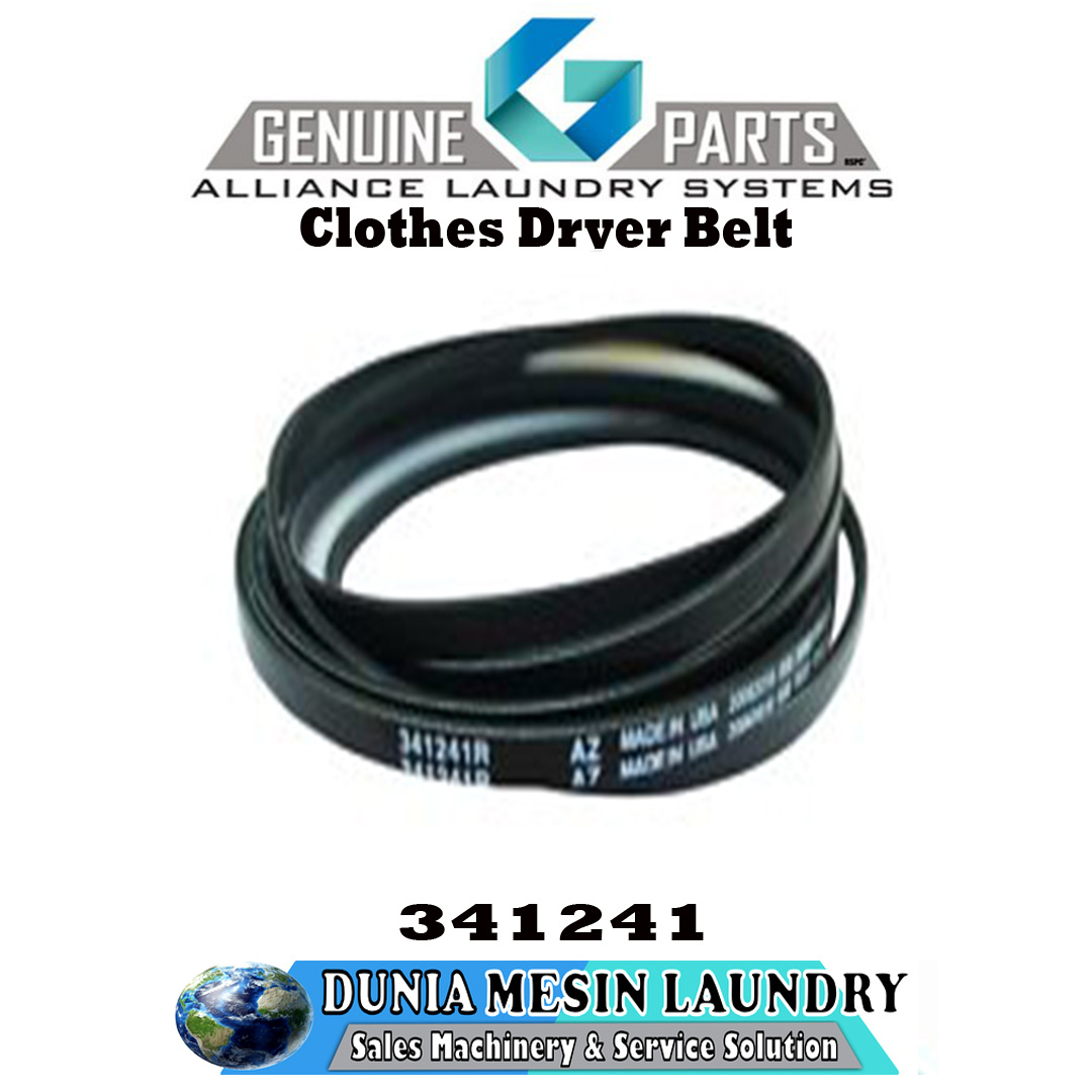 SPARE PARTS WHIRLPOOL, Clothes Dryer Belt Original Genuine Parts Alliance Laundry System.