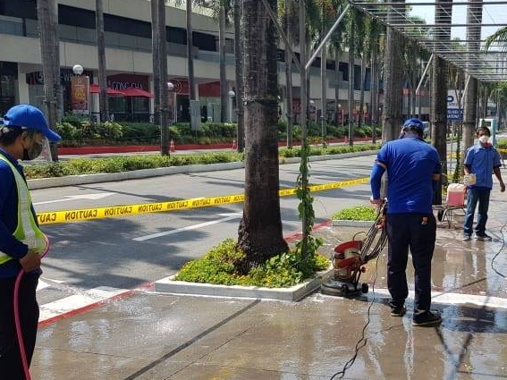 Araneta City reopens three malls, ensures safety measures