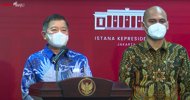Jokowi dan Asosiasi Profesi Bahas Pembangunan Ibu Kota Negara