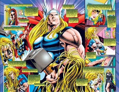 """Reseña de """"100% Marvel HC. Thor: El Motor del Mundo"""" de Warren Ellis y Mike Deodato - Panini Comics"""