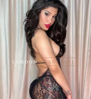 Transsexual Pornstar In london