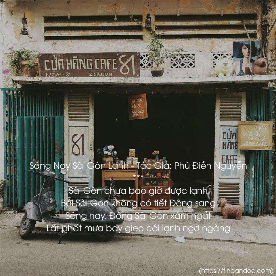 Thơ Về Sài Gòn & Chùm Thơ Ca Ngợi Sài Gòn, Thành Phố Phồn Vinh Hoa Lệ