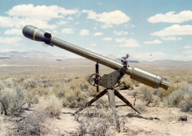 Davy Crockett tactical nuclear gun