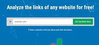 Cara cek backlink menggunakan openlinkprofiler org