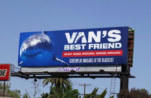 Van's Best Friend billboard