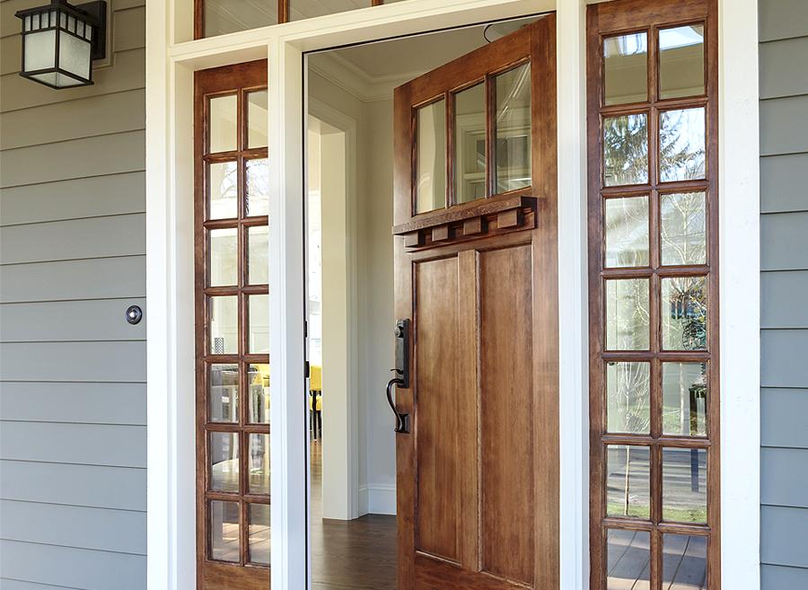 Wooden Doors Manufacturers