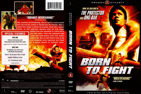 Born to Fight Hindi Dual Audio Full Movie Download